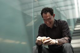 Neil Turok, Director of Perimeter Institute for Theoretical Physics