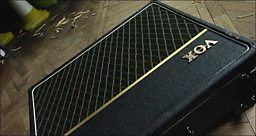 The Vox amp