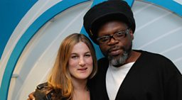 RECORD EXCHANGE with Jazzie B of Soul II Soul