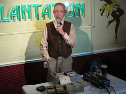 DJ Derek's speech at Plantation, Bristol, Fri 27 April