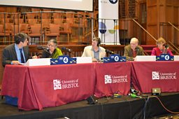Sustaining Life: The Panellists