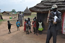South Sudan: Lt Peter Bol Deng