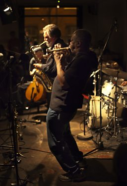 Joe McPhee & Evan Parker at Cafe Oto