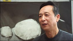 China's Nobel Literature Laureate Gao Xingjian