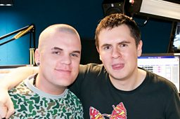 Kutski With Andy Whitby