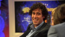 Photo: Stephen Mangan