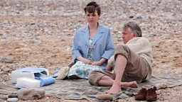 Photo: George Gently and Lisa Bacchus
