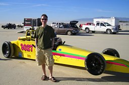 Gareth Mitchell at El Mirage