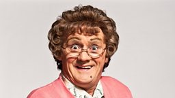 A message from Mrs Brown