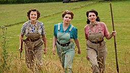 The Land Girls return for a second series