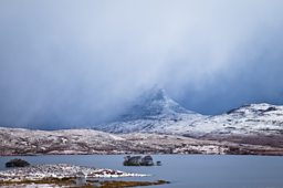 Suilven in winter