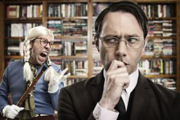 Reece Shearsmith in Psychoville