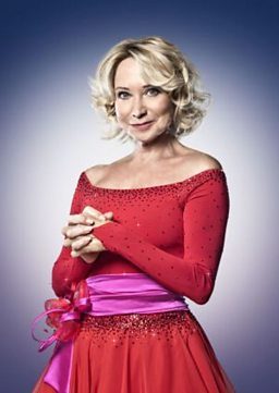 Actress Felicity Kendal