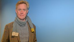 Alex Jennings talks about his role as Alan Bennett