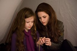 REVIEW OF THE TWILIGHT SAGA: BREAKING DAWN - PART 2