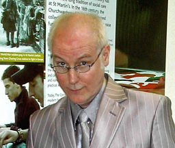 Reverend Alan Sorensen, Church of Scotland Minister and Broadcaster