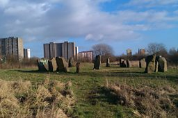 Sighthill Stone Circle