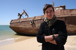 RUSTING ON THE MAURITANIAN COAST