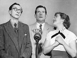 Charles Hawtrey at the BBC 