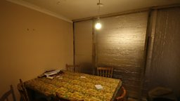 BEFORE: THE DINING ROOM