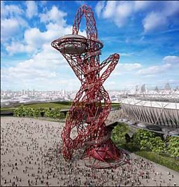 ANISH KAPOOR - OLYMPIC TOWER