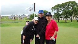 At Lough Erne Golf Resort