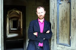 Q&A with Mark Gatiss