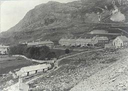 Nant Gwrtheyrn Welsh Language School in 1910