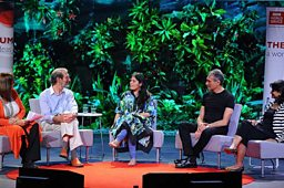 A SPECIAL RECORDING OF THE FORUM AT THE TED GLOBAL CONFERENCE