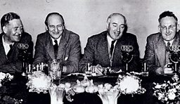 The GQT team of 1951
