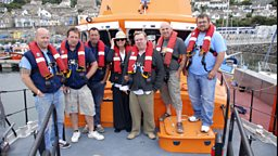 Photo: Newlyn Lifeboat