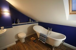 The main bathroom completed