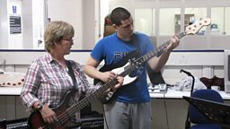 Rehearsals with Music in Prisons