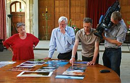 Judging The Photographic Competition