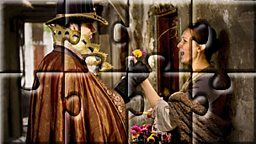 Vampires of Venice Jigsaw