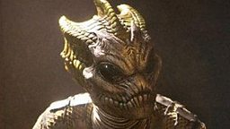 Silurian mask