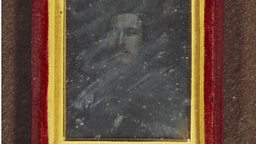 The first royal 'photograph' - a daguerreotype of Prince Albert by William Constable (1783-1861)