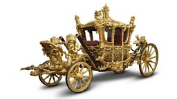 The Gold State Coach of 1762