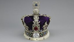 Imperial State Crown, made by Rundell Bridge