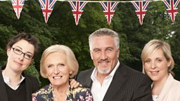 The Great British Bake Off - Judges and Presenters