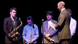 Young Scottish Jazz Musician of the Year 2011