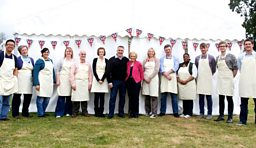 Meet the Bakers - The Great British Bake Off