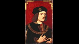 Portrait of Richard III (1452-85)