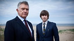 George Gently with John Bacchus