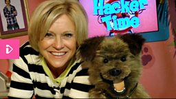 Sue Barker and Hacker