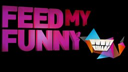 Feed My Funny logo