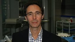 A check-up with... Guy Henry