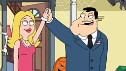 American Dad (copyright) BBC/20th Century Fox