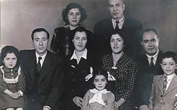 Emile Cohen and Family