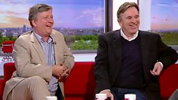 Glenn Tilbrook and Chris Difford on BBC Breakfast